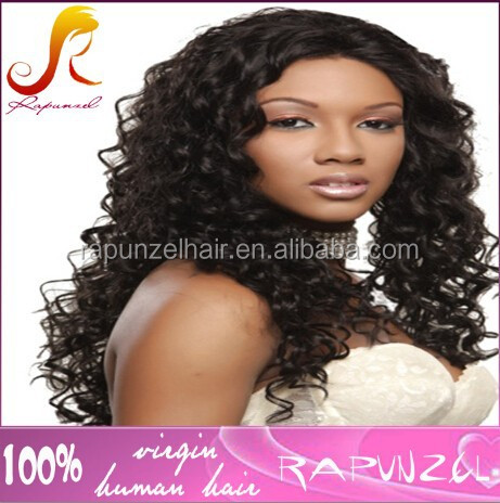 180 heavy density wholesale cheap human hair full lace wig natural wig