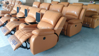 4 Seats Recliner Sofa Cover LS601