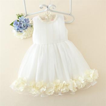 95d07f78e0415 Décoration florale coréen vêtements pour fille sexy de fille de fleur robe  enfants fête porter alibaba