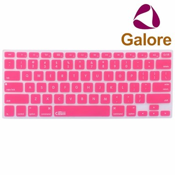 Dustproof Rubber Mat Custom Silicone Keyboard Cover