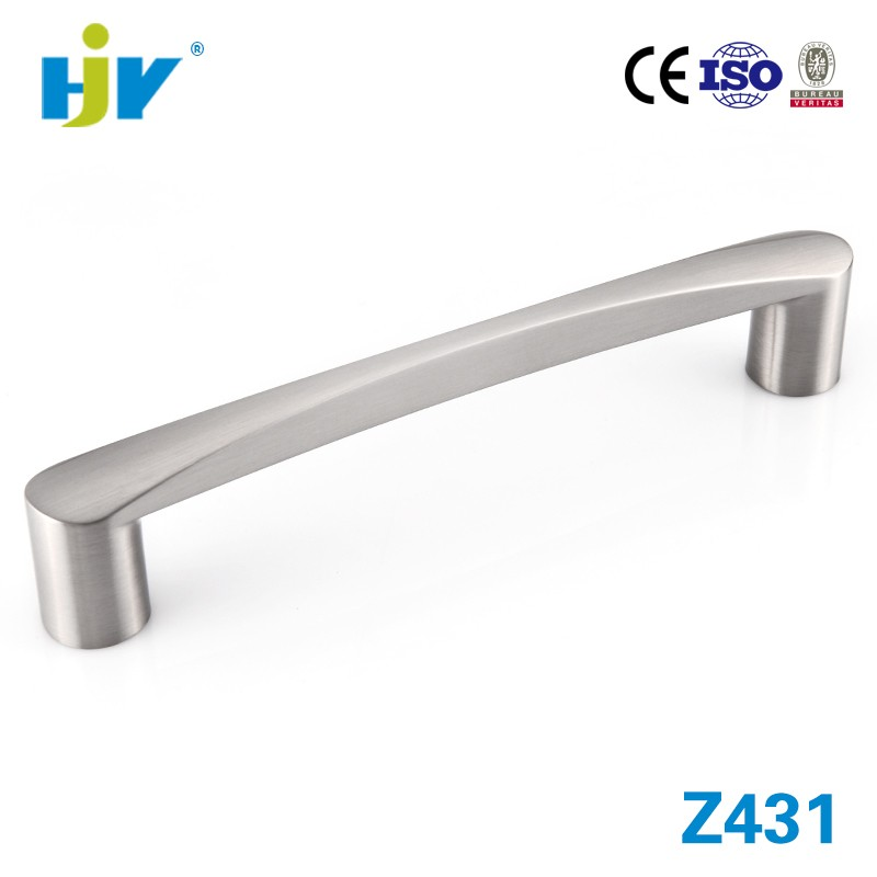 Factory cheap price unique zinc alloy furniture cabinet handles