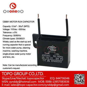 cbb61 ceiling fan capacitor wiring 110v 220v 250v 300v 330v 350v 400v 440v  500v