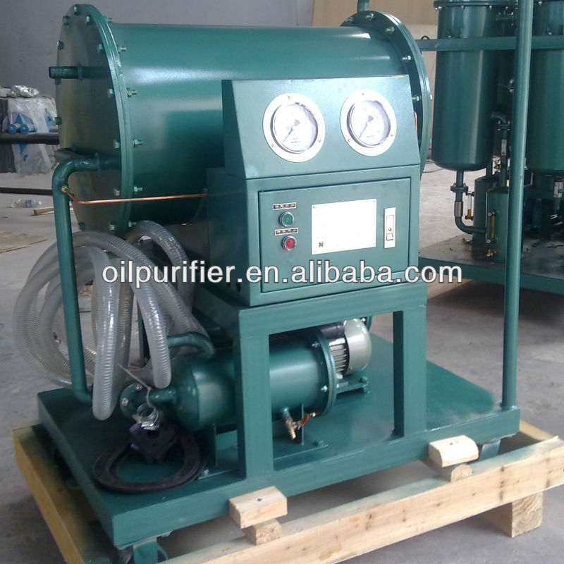 Sale Diesel Oil Treatment Plant, Light Oil Recovering Equipment