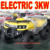 3000W 72V Quad Electric