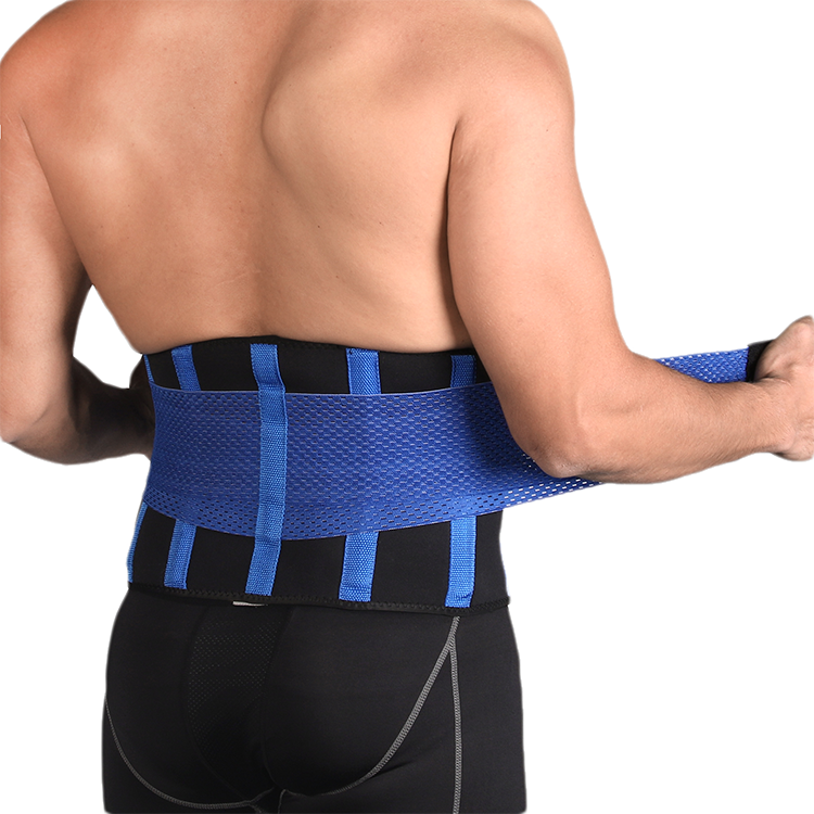 Exercise Slimming Trimmer Weight Loss Waist Lumbar Back Support Belt