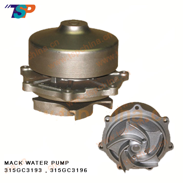 Truck Water Pump For Mack Sel 315gc3193 315gc3196 Product On Alibaba