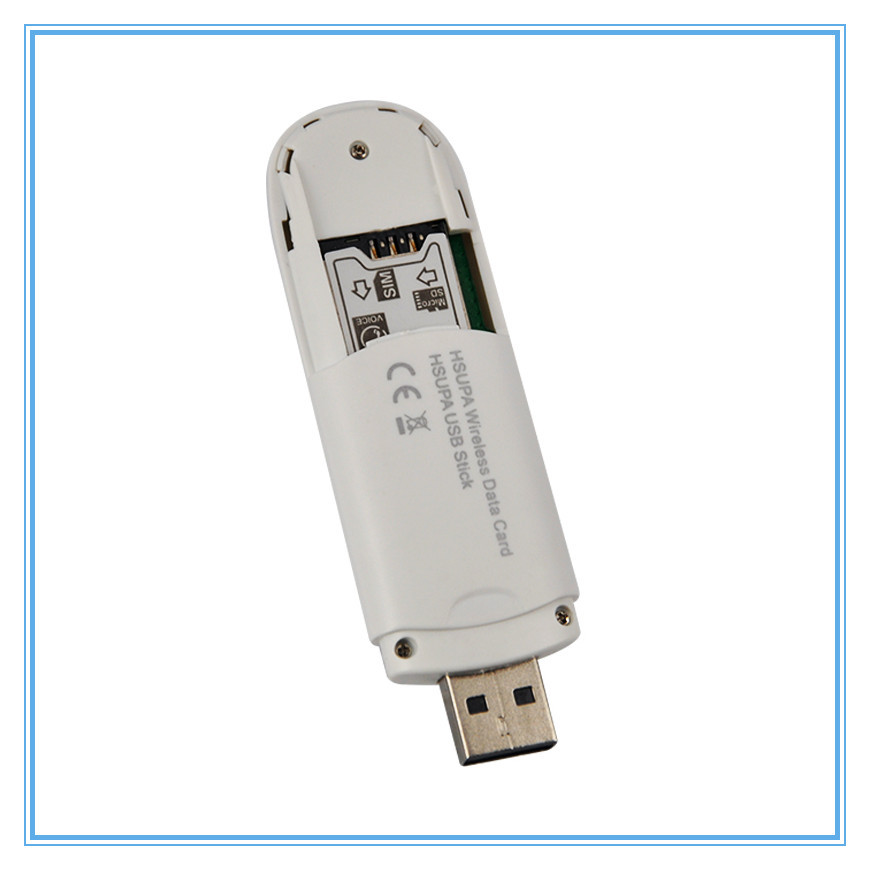 Unlock HSUPA Modem 7.2Mbps 3G Micro USB Dongle For Android