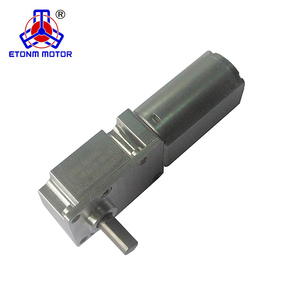 Mini 12V DC 60 RPM High Torque Gear Box Electric Motor with gear Reductor