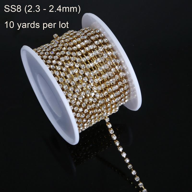 China Crystal Stone Chain a86e636a5a82