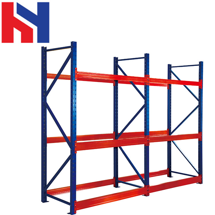 Standard stacking rack industrial racking systems warehouse storage shelf rack system