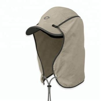 Good Selling Summer Neck Flap Sun Visor Cover Hat - Buy Neck Flap ... 0e557b4ae64