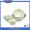 Enamel Korean Rice Washing Bowl With Stainless Steel Rim ...