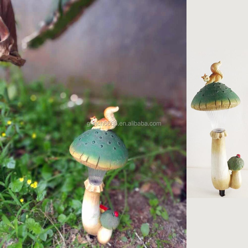 Solar Mushroom Garden Light, Solar Mushroom Garden Light Suppliers ...