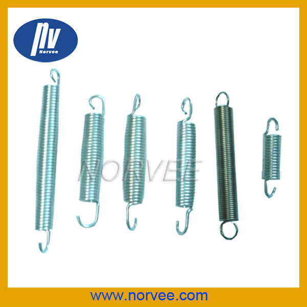 all kinds of double hooks tension coil spring for chest expander