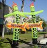 Happy Special Hours Inflatable Air Dancer for Advertising with Blower