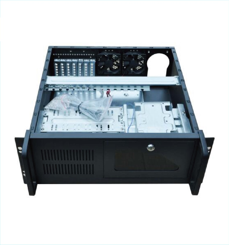 With Power Supply 19 Rack Computer Case 19 Inch Atx Industrial 4u Rack  Mount Computer Case - Buy 4u Rack Mount Computer Case,Atx Industrial 4u  Rack
