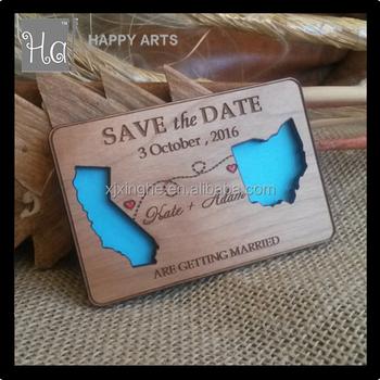 elegant wooden laser cut wedding invitations for guest buy elegant
