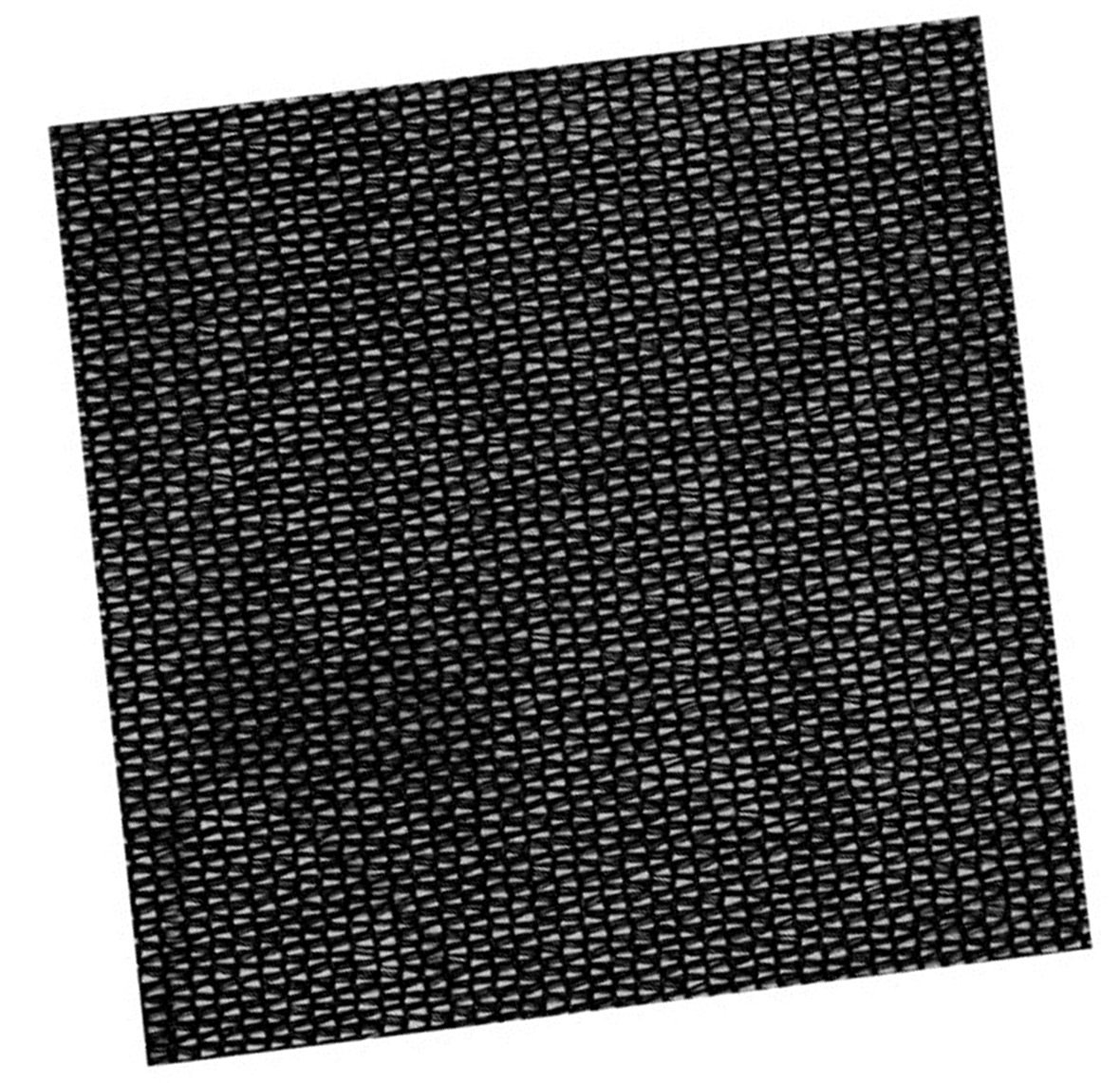 Get Quotations · Easy Gardener 75150 6 Feet By 150 Feet Black Sun Screen  Fabric