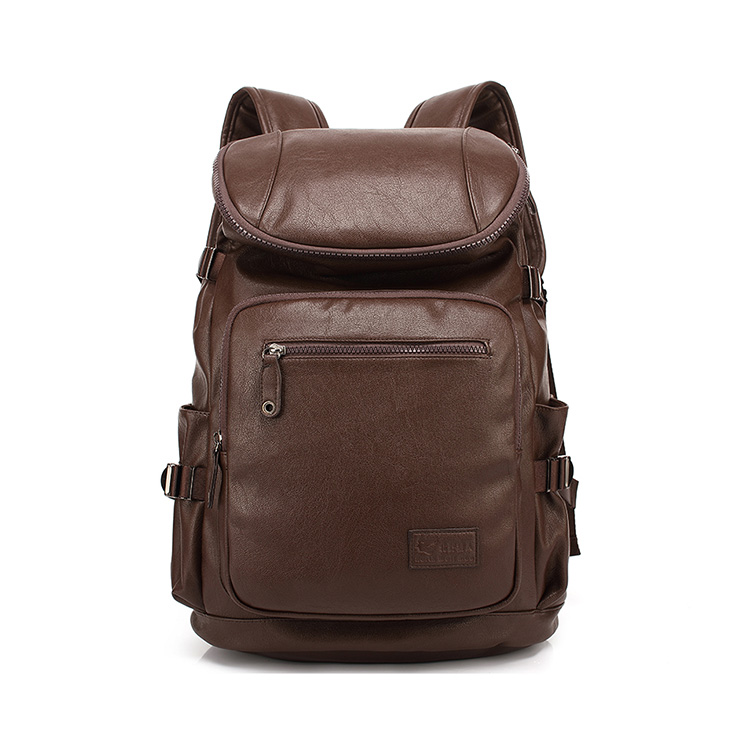 China exports a good reputation for a reasonable priced travel leather backpack