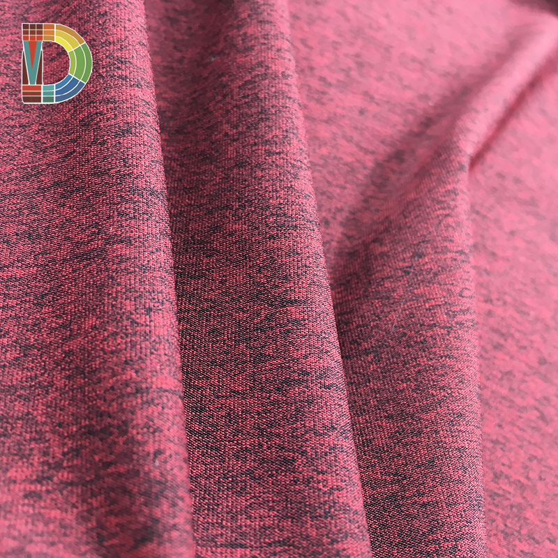 Factory price camouflage single two-sided Jersey knit soft fabric