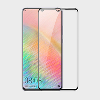 Hot selling For Huawei p30 /p30 lite 3D full cover 9h hardness screen protector tempered glass