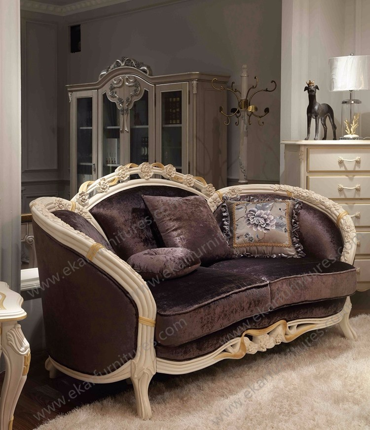 Italian Site Import Furniture From China Luxury Fabric Sofa Living Room Sets