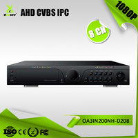 Buy 8CH 1080N AHD DVR Digital Video in China on Alibaba.com