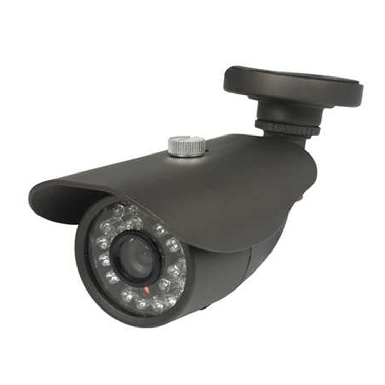 IP66 IR Color CCTV <strong>Camera</strong> Bullet Outdoor Black AHD <strong>Camera</strong> 2mp