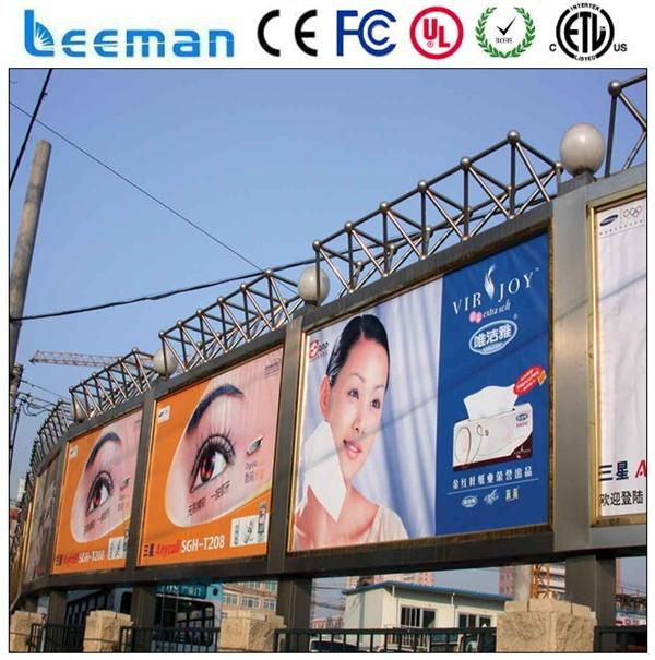 led solar panel solar powered light esl-10 indoor led digital signage p12 led advertising display