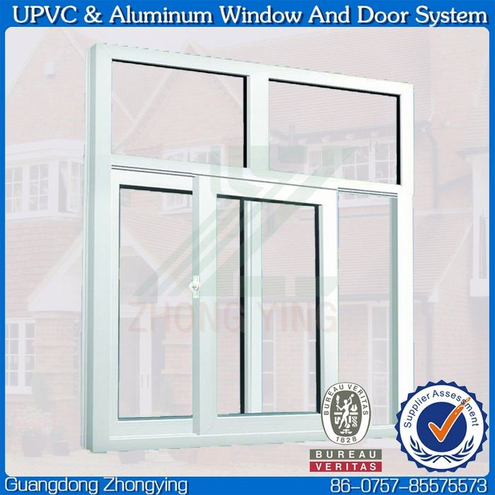 ZHONGYING brand upvc window manufacturers in india