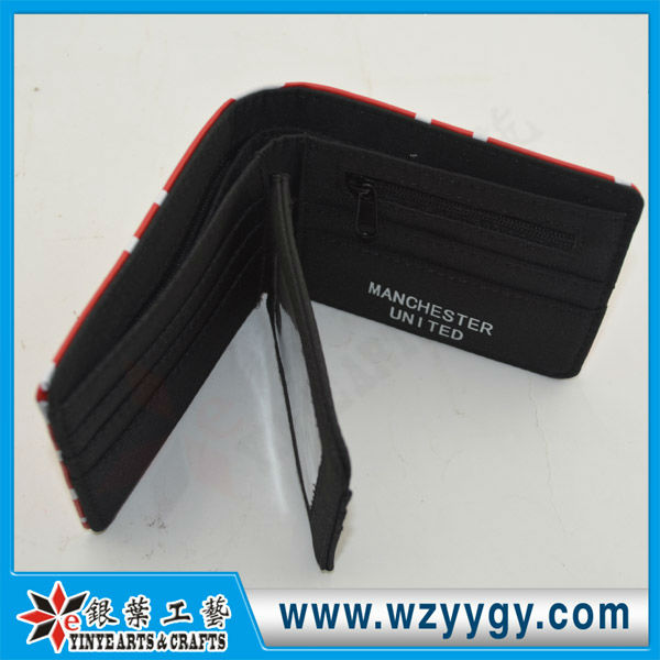 2013 Fashion Cheep PVC leather notecase price