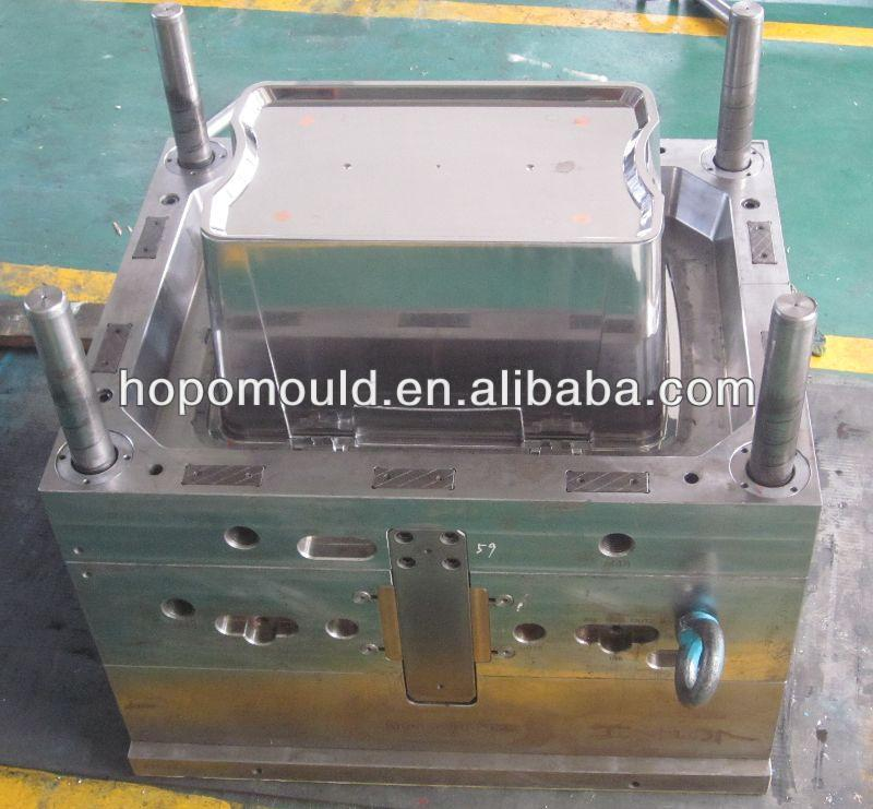 Mould factory wholesale supply High-quality plastic box mould 2013 plastic toys japanese dolls plastic box mould