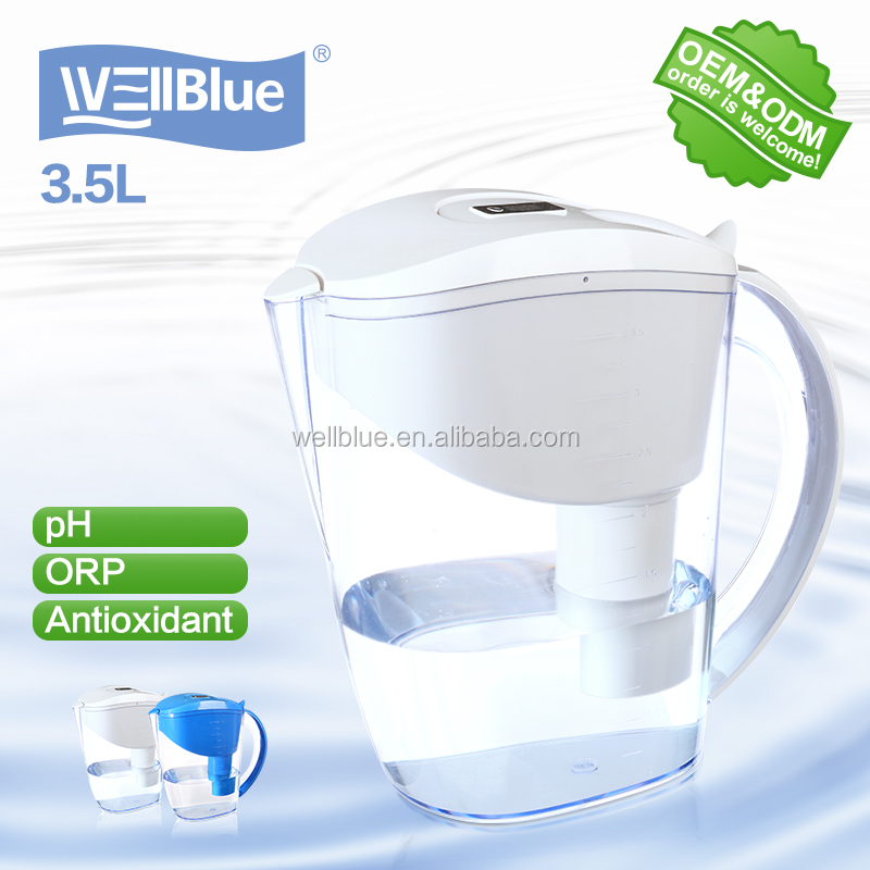 WellBlue Brand Water Filter Type bio energy water systems