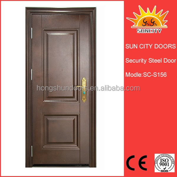 Cheap price design wrought iron gate door prices india