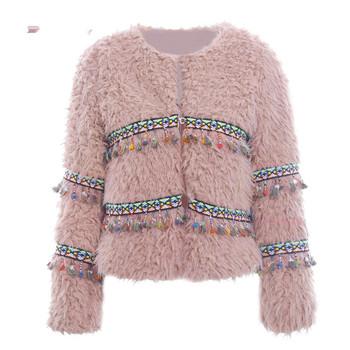 2018 New Faux Fur Women s Winter Coats - Buy Children Faux Fur ... df91fcde1