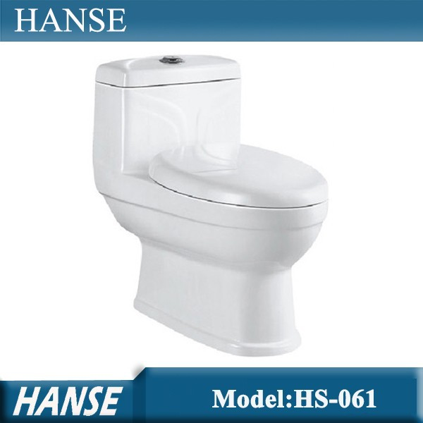 HS-061 the standard toilet bowl bathroom dimensions price