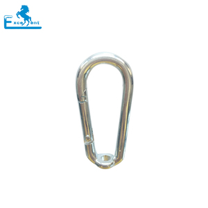 Metal Steel Eyelet Snap Hook for hanging