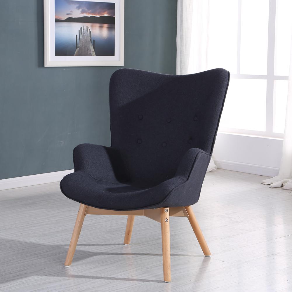 goedkope accent sofa e001 ergonomische woonkamer lounge stoel, Deco ideeën