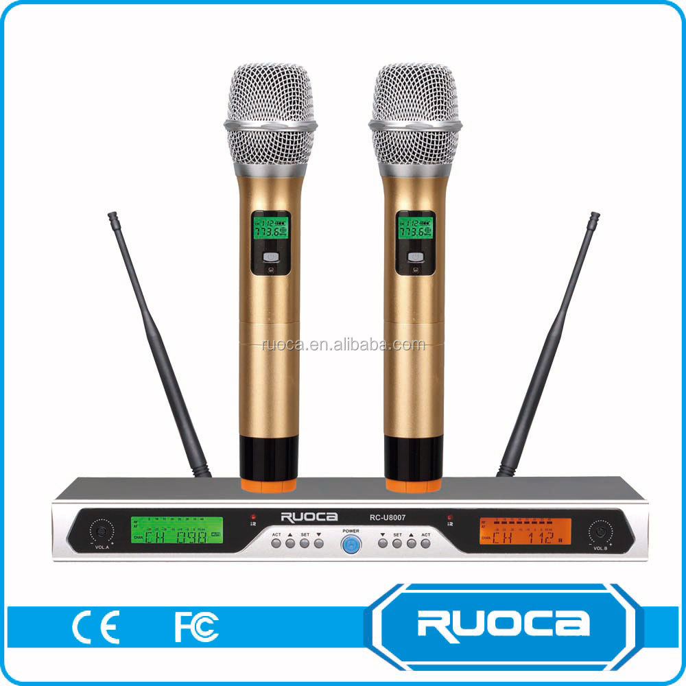 Latest design collar standing mic wireless