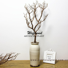 Hot Sale Christmas decorations wholesale Brown coral branch christmas decoration supplies