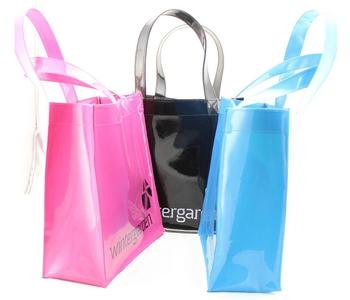 d97905730c5a Pvc tote bag utility polyester tote bag blank printed nylon standard size  lady custom tote bag