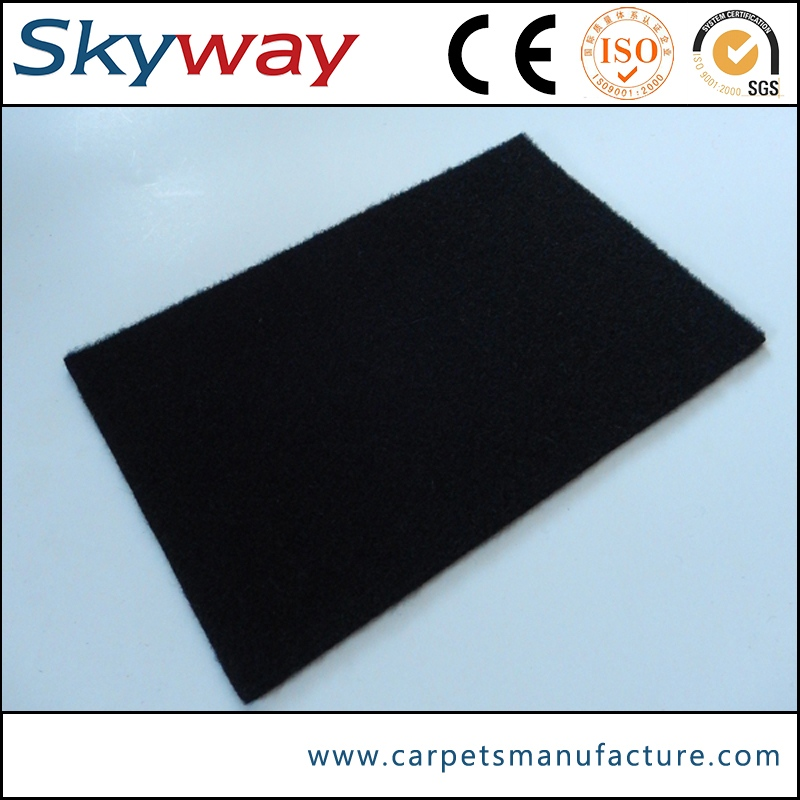 2015 Fashion Model Disposable velour commercial carpet runners