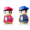 Baseball Style Girl Toy Chinese candies confectionery halal mini candy sweets