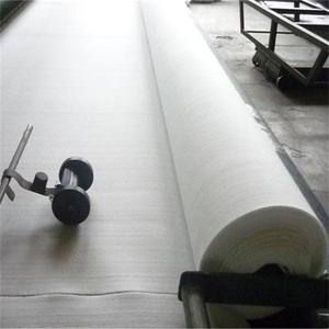 woven geotextile 200g m2 roll size for slope protection