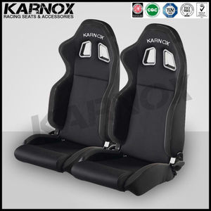 fabric sports seats for cars,JDM style racing seats,drift reclining bench front racing seats
