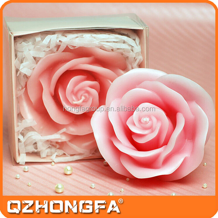 2015 New Design Flameless Art Candle parafin wax candle with cheap price