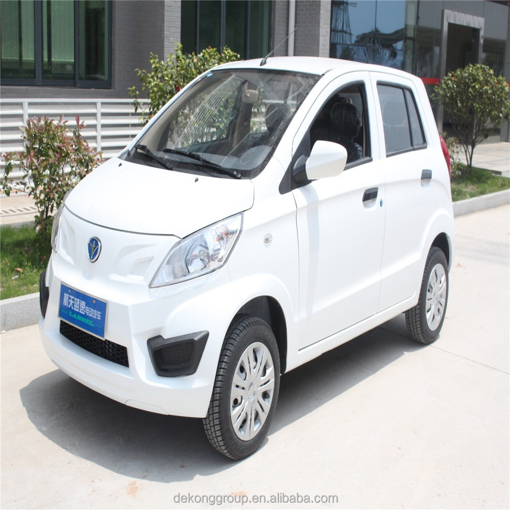 High Speed Smart 4 Seater Electric Car With Air Condition