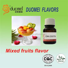Mixed Fruits flavor for energy drink production, fruit essence flavors