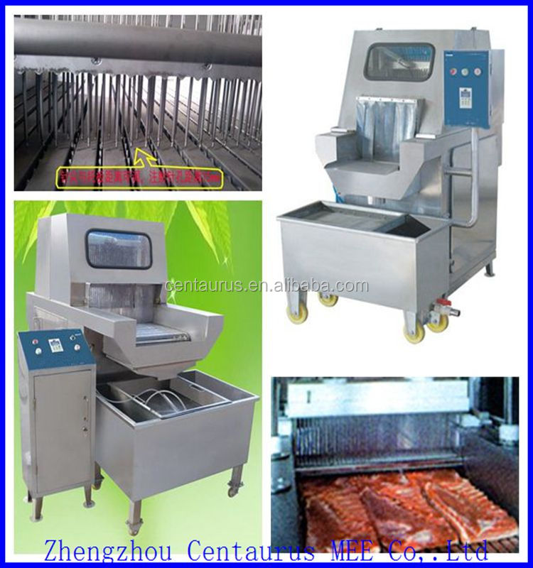 Good price meat brine injector machine with different capacity