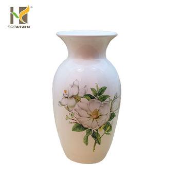 Cheap Modern Pretty Ceramic Spanish Tall White Vases Buy Ceramic